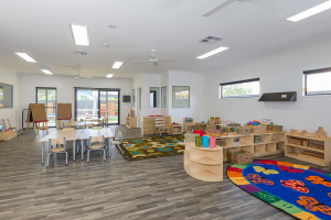 childcare room