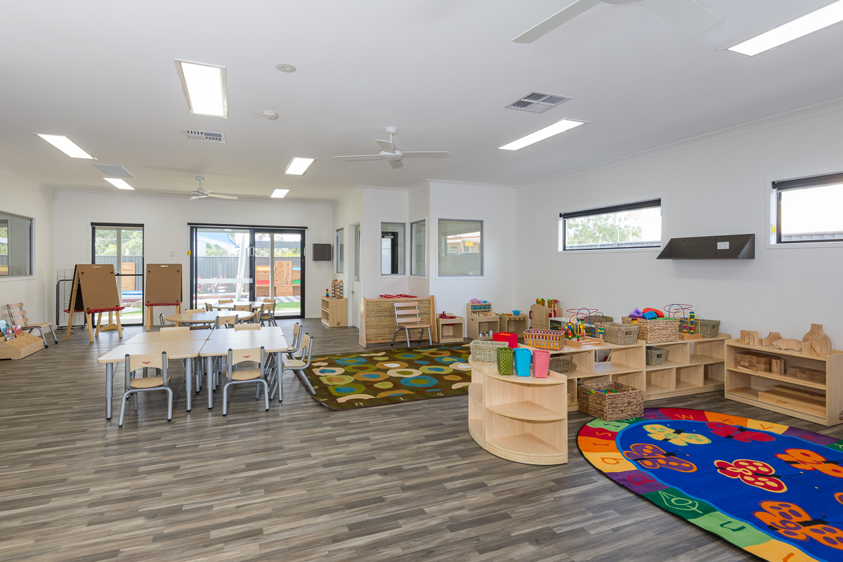 State of the art childcare centre recently completed for Childcare centre