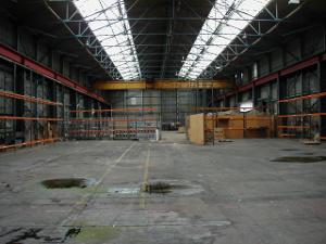 warehouse maintenance