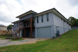 New house build Narangba
