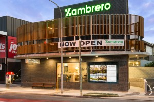 Zambrero Camp Hill