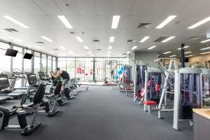 brisbane gym fitout builder