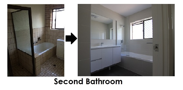 bathroom reno brisbane builder