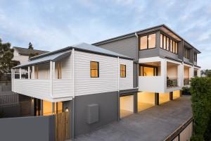 townhouse builder Brisbane